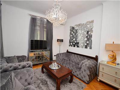 Apartament deosebit 3 camere Universitate Batistei
