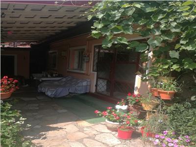 Bucurestii Noi-Zarea,vanzare casa caramida cu teren 275 mp