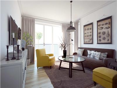 Apartament 2 camere - 74mp- Auchan Titan