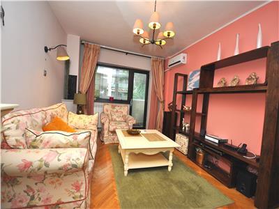 Inchiriere apartament 2 camere de LUX in zona Banu Manta