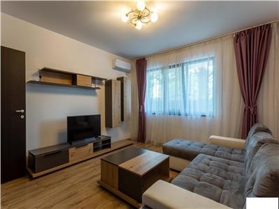 Apartament 2 camere Otopeni/Odaile bloc nou/parcare/centrala/AC