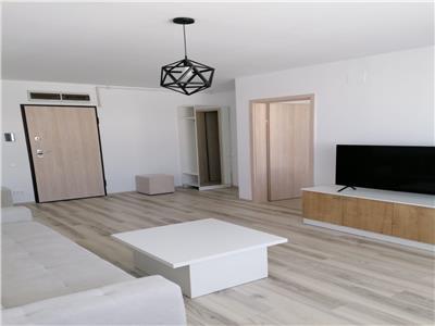 Vanzare apartament 3 camere  mobilat etaj 3  baneasa greenfield