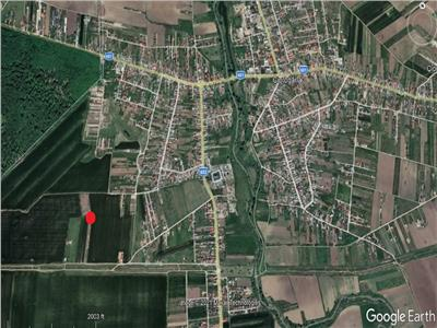 Teren 601 Mp - Ciorogarla - Manastire
