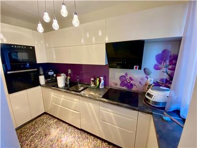 Apartament 3 camere de lux prima inchiriere bloc nou Marasesti Ploiest