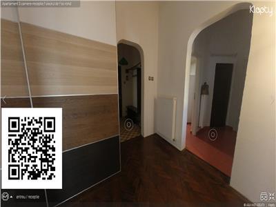Apartament 3 camere+receptie,Foisorul de Foc-rond
