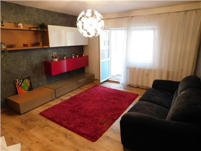 Apartament 2 camere decomandat - mobilat si utilat - decebal
