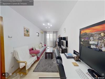 0%Cumparator Vanzare apartament 3 camere Drumul Taberei Frigocom