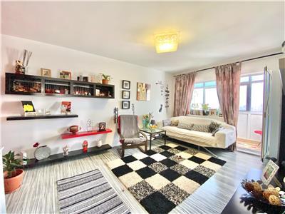 Apartament 4 camere, renovat, centrala termica ,malu rosu, ploiesti