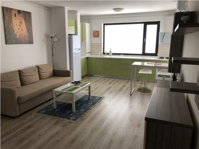 Apartament 2 camere Baneasa Greenfield Residence/parcare/et.4