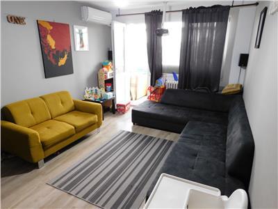 Apartament 2 camere etaj 6 - renovat complet - Parc IOR - Titan