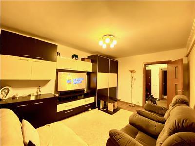Apartament 3 camere decomandat, renovat, bloc beton zona Nord Ploiesti