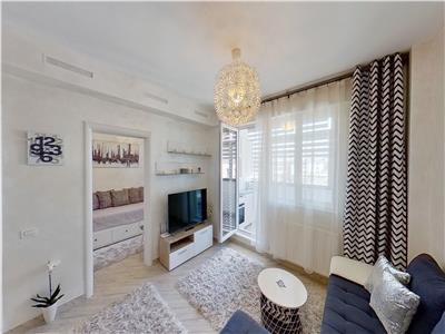 Apartament cu 2 camere de vanzare in Militari Residence TUR VIRTUAL