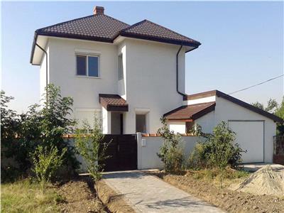 Casa noua cu piscina | Teren 4900 mp | Pomi fructiferi si gradina bio