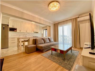 Apartament 2 camere, ultralux, parcare subterana, Albert MRS, Ploiesti