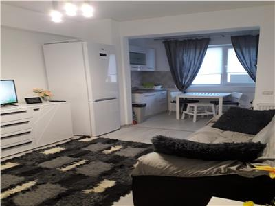Apartament 2 camere, 52 mp, mobilat utilat lux, pollux