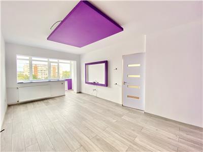 Apartament 2 camere, semidecomandat, renovat, zona nord, ploiesti