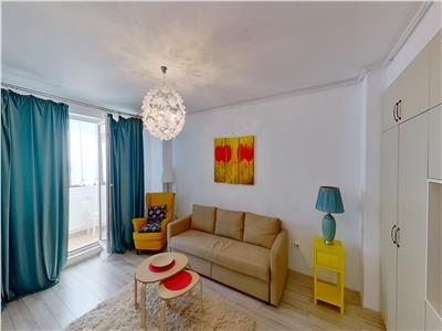 Apartament 2 camere de inchiriat Militari Residence TUR VIRTUAL