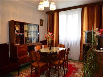 Vanzare apartament 3 camere Titan zona Jean Steriadi 10 minute metrou