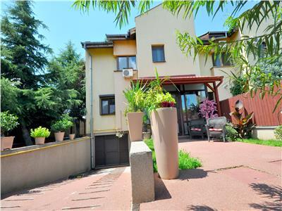 Vanzare vila 5 camere de LUX in zona Piata Presei Libere - Herastrau