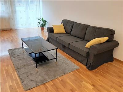 Herastrau II Apartament 2 camere + TERASA + PARCARE SUBTERANA