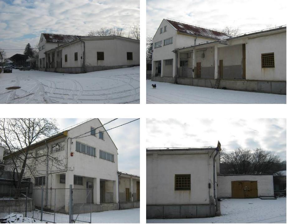 Cladire comerciala, Cluj Napoca