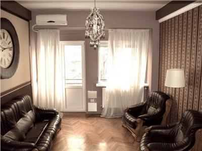 Inchiriere apartament exclusivist 4 camere Amzei -resendinta/birou LUX