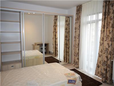 Inchiriez apartament 2 camere bloc nou parcare