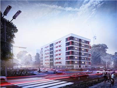 Vanzare apartament 3 camere, bloc 2017, zona marasesti, ploiesti