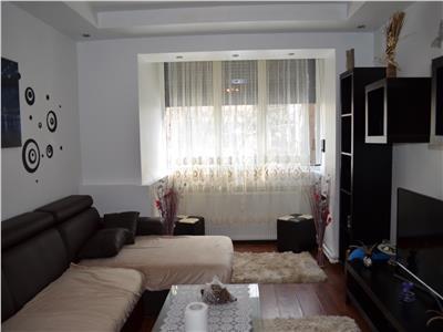 Apartament 2 camere, semidecomandat, mobilat utilat, Cina, Ploiesti