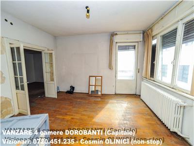 Vanzare apartament 4 camere in vila dorobanti (capitale)