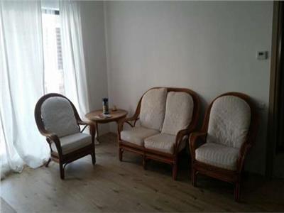 Inchiriere apartament 2 camere cu gradina Baneasa Greenfield