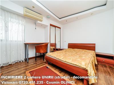 INCHIRIERE 2 camere decomandate UNIRII (Bdul Unirii)