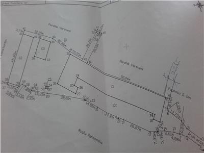 De vanzare/inchiriere hala industriala zona titesti 2000 mp