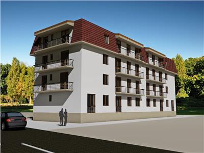 Vanzare apartament 2 camere cu gradina inclusa fundeni drumul garii