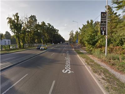 Teren excelent pentru investitie, 3500mp Baneasa DN1, viitor metrou M6