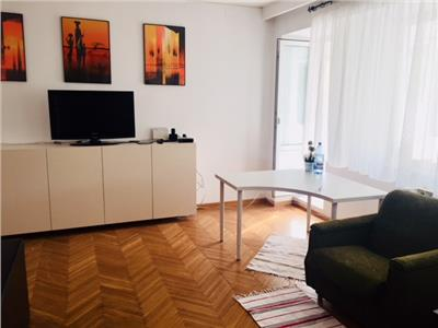 Inchiriere apartament 2 camere rezidential / birouri Carol Davila