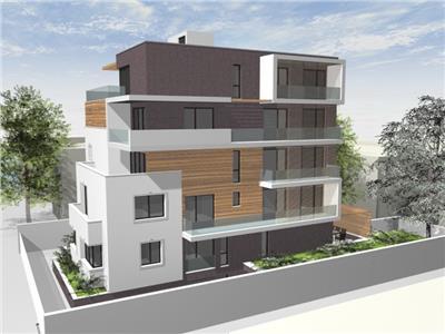 Apartament 4 camere nou cu parcare, zona capitale dorobanti