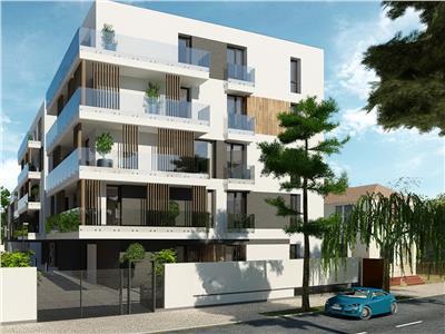 Apartament nou cu finisaje premium, 3 min de mers de parcul herastrau