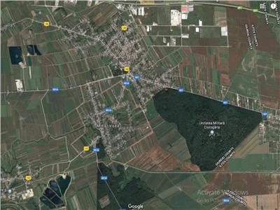 Vanzare TEREN Giurgiu - Sat Mihai Voda 7505 mp