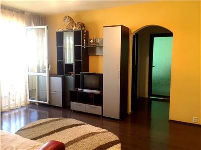 Apartament 2 camere, mobilat utilat, centrala termica, nord, ploiesti