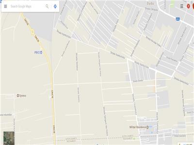 Vanzare teren 5000 mp Chiajna Militari Residencest str Stelelor