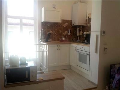 Inchirere Apartament LUMINOS 2 camere Vila Interbelica DACIA