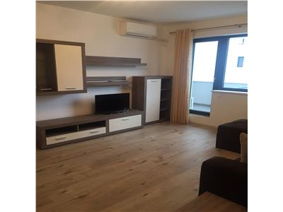 Inchiriere apartament 2 camere mobilat - utilat  Baneasa Greenfield