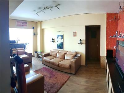 Vanzare apartament 3 camere, mobilat, serban voda, metrou tineretului