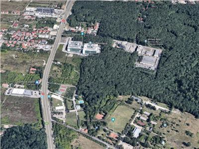 Teren investitie 13.000 mp liceul francez, dn1 baneasa, metrou m6