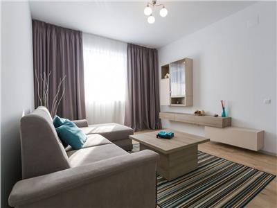 Vanzare apartament 2 camere gradina  25 mp baneasa complex greenfield