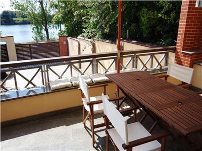 Vila superba cu piscina, lacul Baneasa, parc Herastrau
