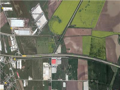 Teren 23 ha langa a1 bucuresti - pitesti, industrial park, ctpark