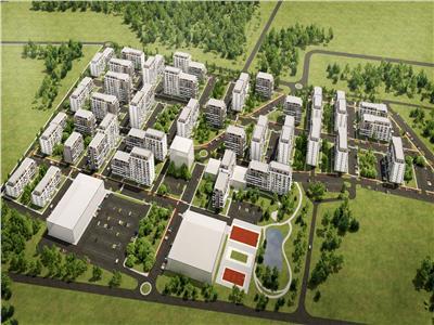 Apartamente cu 1,2 3,4 camere de vanzare in complexul maurer rezidence