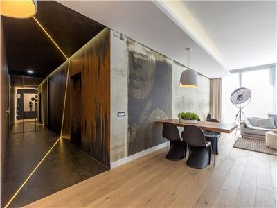 Penthouse herastrau -cortina rezidence - vedere panoramica